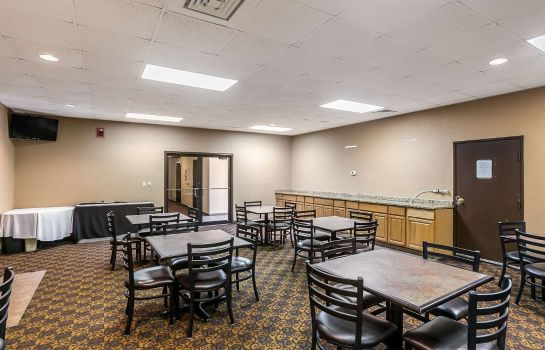 Sala de reuniones RODEWAY INN SOUTH HUTCHINSON