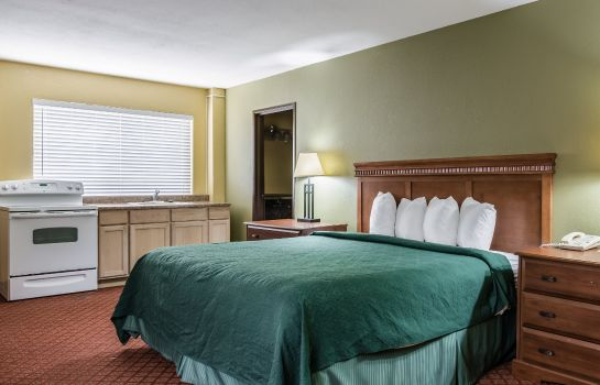 Room Quality Inn South Hutchinson