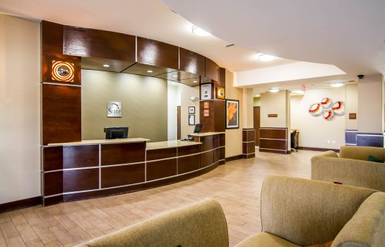 Lobby Sleep Inn & Suites I-20