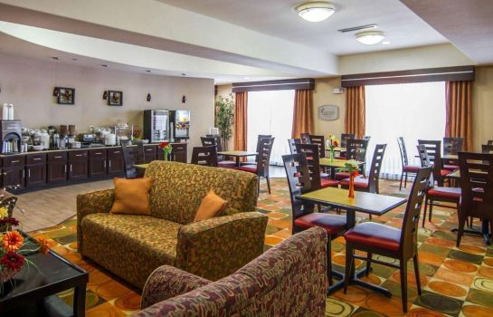 Restaurant Sleep Inn & Suites I-20