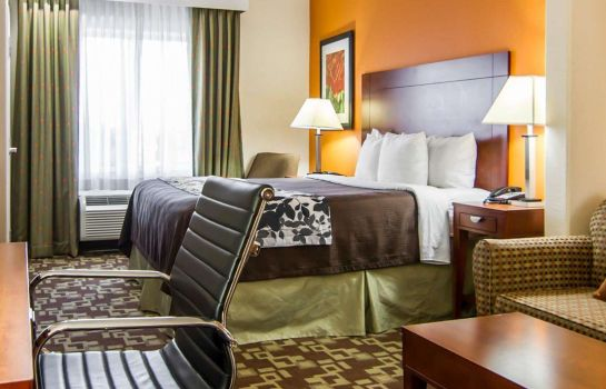 Suite Sleep Inn & Suites I-20