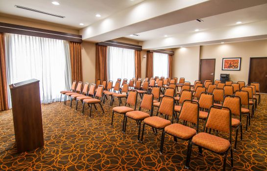 Conference room Sleep Inn & Suites I-20