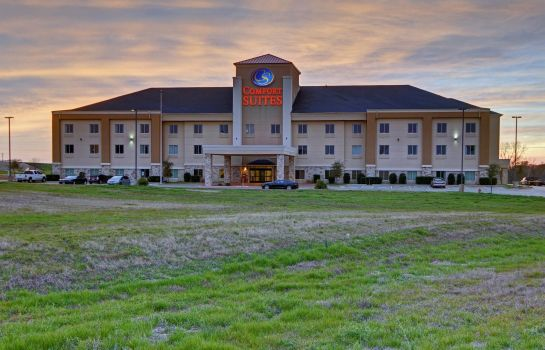 Vista esterna Comfort Suites Near Cedar Creek Lake