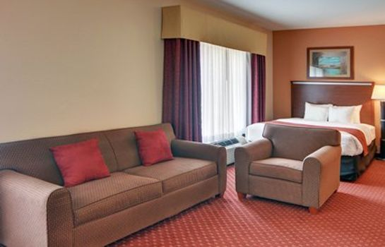 Zimmer Comfort Suites Near Cedar Creek Lake