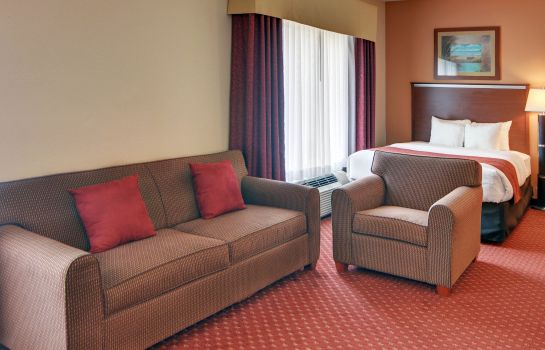 Habitación Comfort Suites Near Cedar Creek Lake