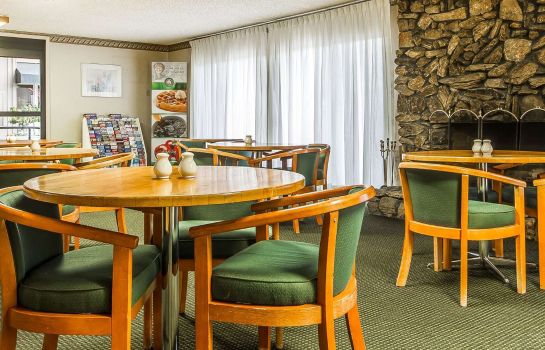 Restaurante Quality Inn & Suites Silicon Valley
