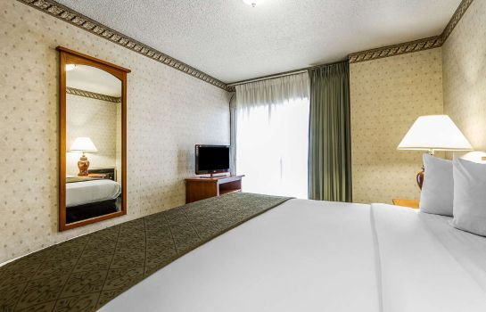 Suite Quality Inn & Suites Silicon Valley