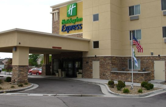 Exterior view Holiday Inn Express SALT LAKE CITY SOUTH-MIDVALE