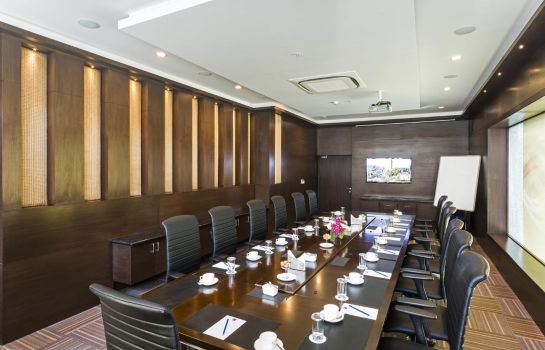 Conference room Clarks Exotica Bengaluru