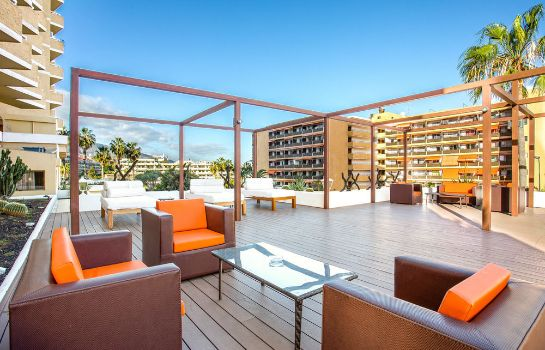 Terrace Be Live Adults Only Tenerife