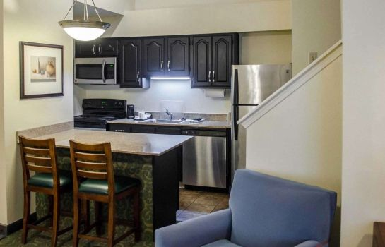Chambre MainStay Suites Pensacola