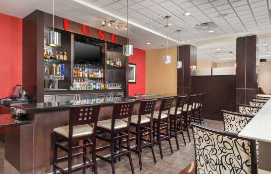 Hotel-Bar Holiday Inn CHATTANOOGA - HAMILTON PLACE