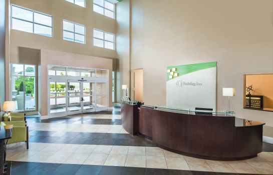 Hotelhalle Holiday Inn CHATTANOOGA - HAMILTON PLACE