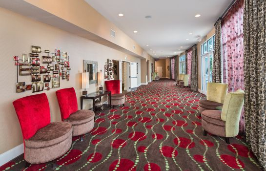 Sala de reuniones Holiday Inn CHATTANOOGA - HAMILTON PLACE