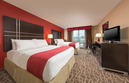 Zimmer Holiday Inn CHATTANOOGA - HAMILTON PLACE