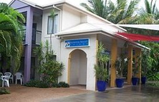 Hotelhalle Bohemia Resort Cairns