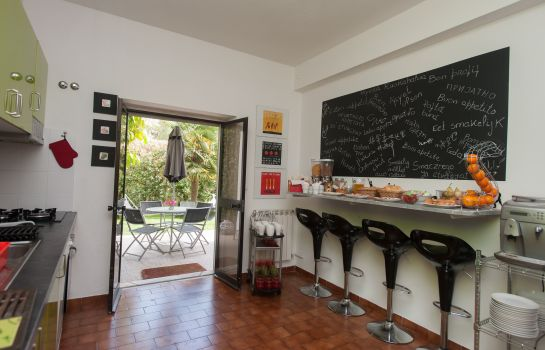 Cucina dell'hotel Dolce Guest House