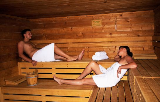 Sauna Precise Resort Rügen Apartments & SPLASH Erlebniswelt
