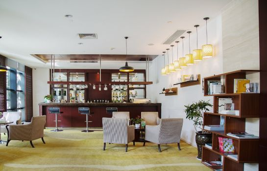 Bar hotelowy Holiday Inn HANGZHOU CBD