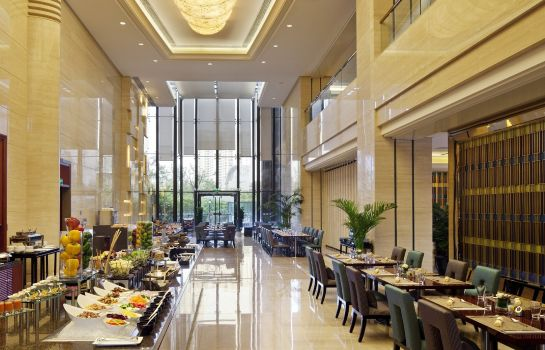 Restauracja Holiday Inn HANGZHOU CBD