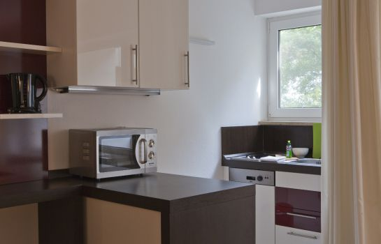 Suite Junior Frederics MÜNCHEN CITY Schwabing Apartmenthaus