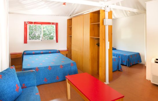 Chambre double (standard) Magic Robin Hood Hotel Camping