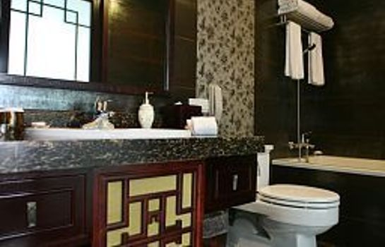 Bagno in camera The Kylin Grand Hotel Pingyao
