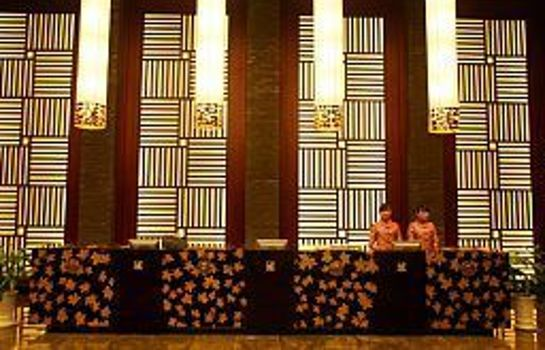Reception The Kylin Grand Hotel Pingyao