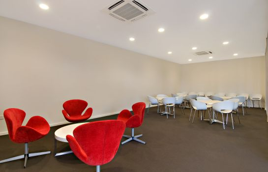 Hotel bar Chifley Apartments Newcastle