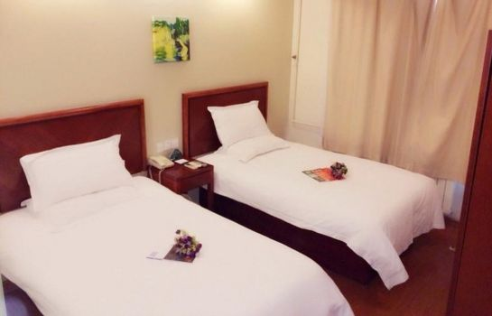 Double room (standard) Green Tree Inn Nanjing Road(Domestic guest only) Domestic only