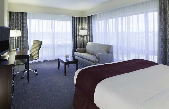Zimmer DoubleTree by Hilton Orlando Downtown