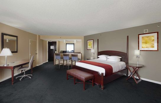 Chambre DoubleTree by Hilton Orlando Downtown