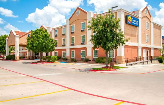 Vista esterna Comfort Inn & Suites Near Medical Center