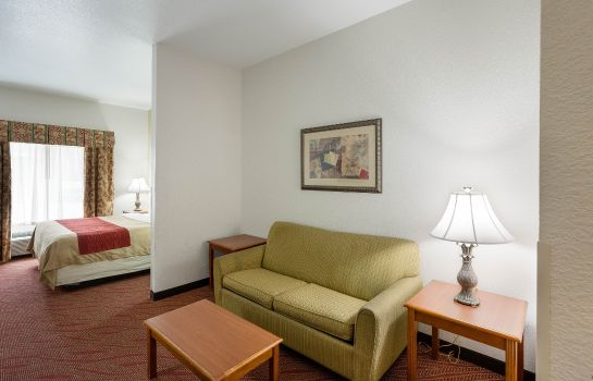 Suite Comfort Inn & Suites Near Medical Center
