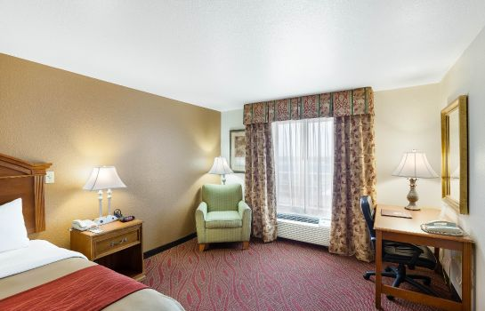 Camera Comfort Inn & Suites Near Medical Center