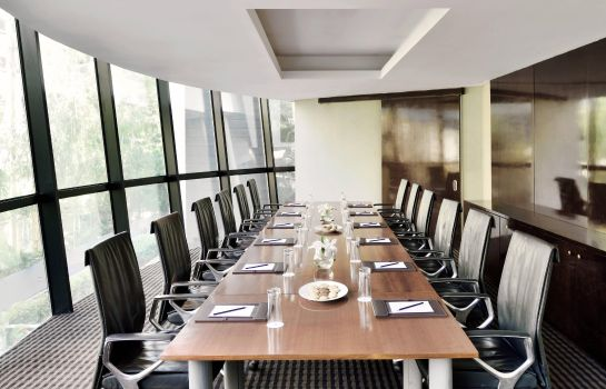 Conference room Marriott Suites Pune