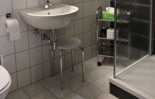 Badezimmer Zur Guten Quelle Gasthof