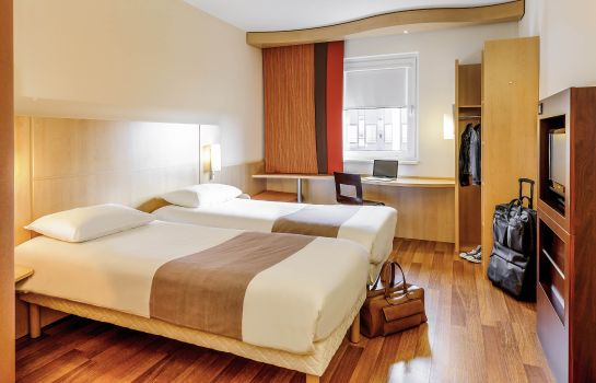 Standardzimmer ibis Stuttgart Airport Messe