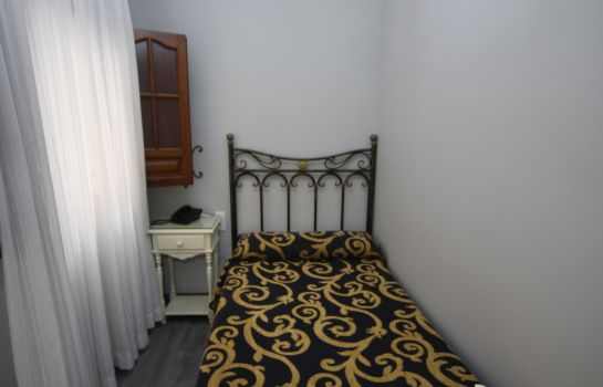 Chambre individuelle (standard) Roma Hostal
