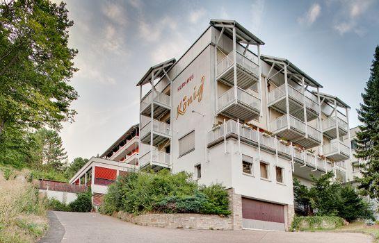 Hotel Konig Am Park Bad Mergentheim