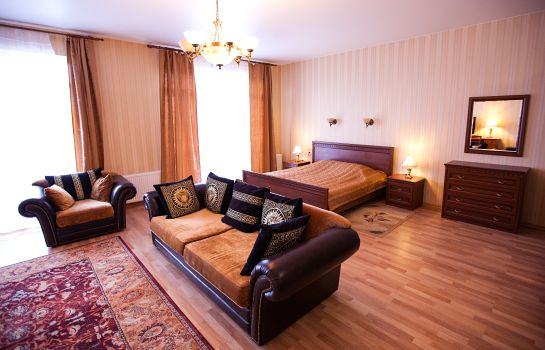 Suite junior Park-hotel Piramida