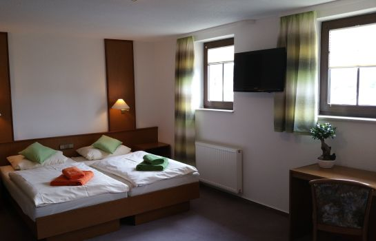 Double room (standard) Hotel Am Markt