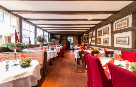 Restauracja Thermenhotel & Restaurant Bad Soden
