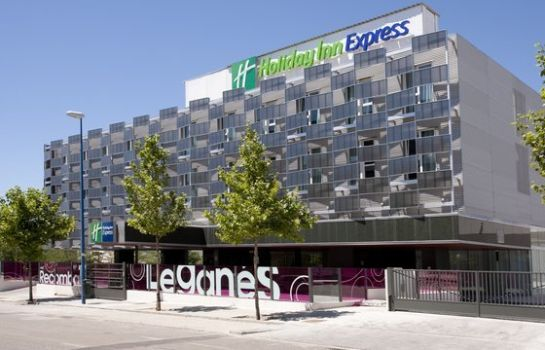 Info Holiday Inn Express MADRID - LEGANES