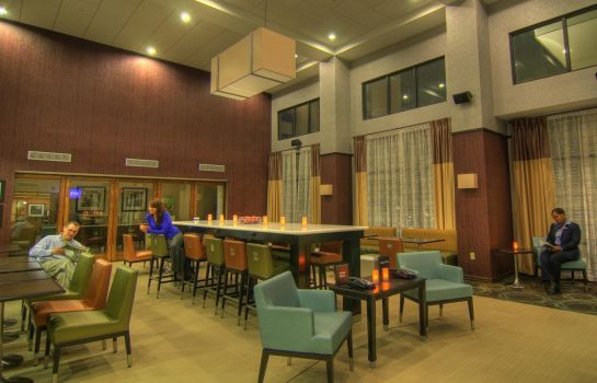 Hol hotelowy Hampton Inn and Suites Parsippany-North