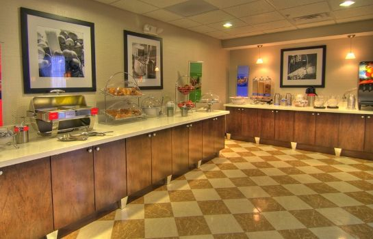Restaurant Hampton Inn and Suites Parsippany-North