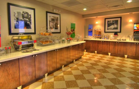 Restaurante Hampton Inn and Suites Parsippany-North
