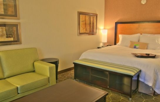 Zimmer Hampton Inn and Suites Parsippany-North