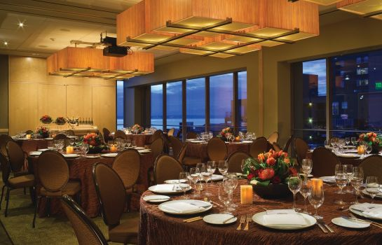 Sala de reuniones Four Seasons Hotel Seattle