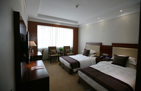Chambre double (standard) Huayang Hotel